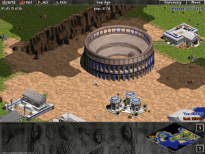 Age of Empires: The Rise of Rome abandonware