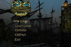 Age of Pirates 2: City of Abandoned Ships abandonware
