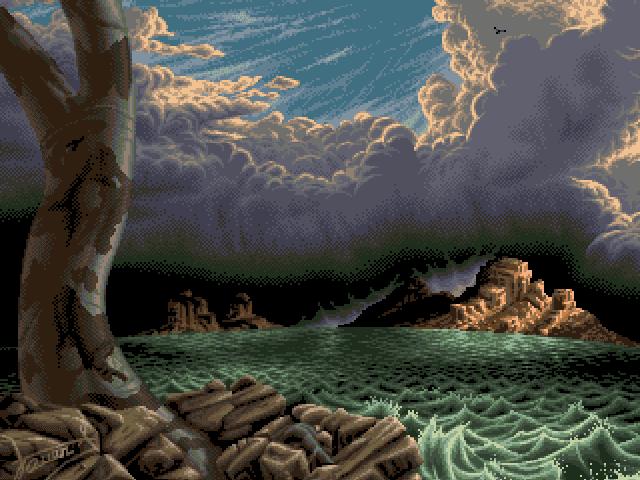 Download Agony (Amiga) - My Abandonware