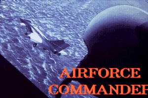 Air Force Commander 1