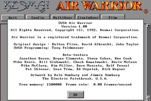 Air Warrior 4