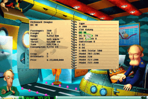 Airline Tycoon Deluxe abandonware