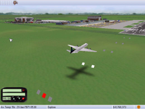 Airport Tycoon abandonware