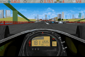 Al Unser, Jr. Arcade Racing 3
