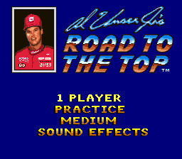 Al Unser Jr.'s Road to the Top 1