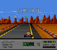Al Unser Jr.'s Road to the Top abandonware