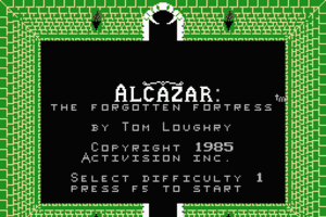 Alcazar: The Forgotten Fortress 0