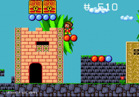 Alex Kidd in the Enchanted Castle abandonware
