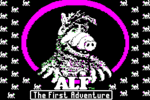 ALF: The First Adventure 1
