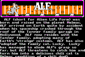 ALF: The First Adventure 2