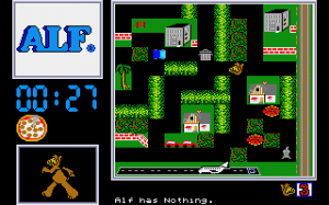 ALF: The First Adventure abandonware