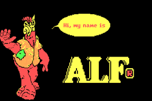 ALF: World of Words 0