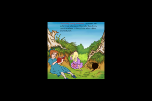 Alice in Wonderland abandonware
