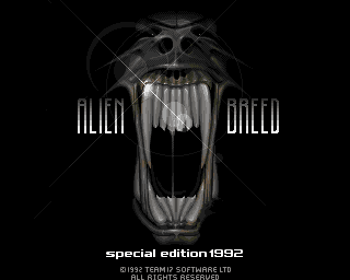 Alien Breed: Special Edition 92 0