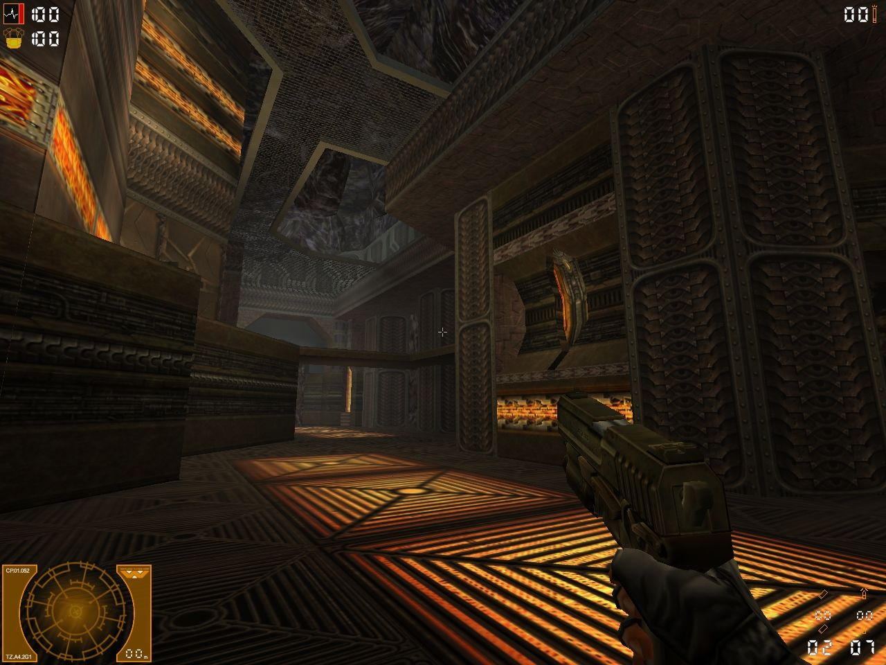 Aliens Versus Predator 2: Primal Hunt Screenshots for
