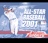All-Star Baseball 2001 0