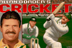 Allan Border's Cricket 0