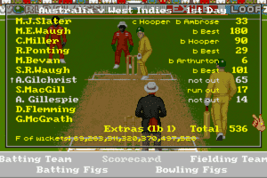 Allan Border's Cricket 3