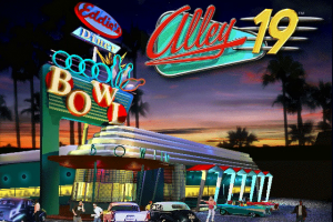 Alley 19 Bowling 1