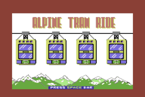 Alpine Tram Ride 3