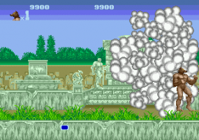 Altered Beast abandonware