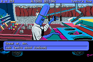 Altered Destiny 4