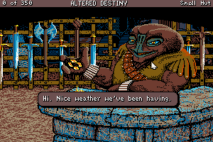 Altered Destiny 9