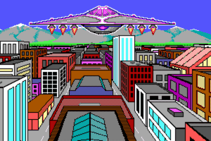 Alternate Reality: The City 0