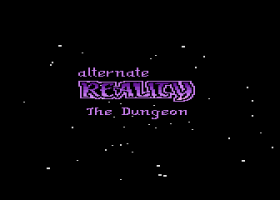 Alternate Reality: The Dungeon abandonware
