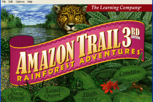 Amazon Trail 3rd Edition 0