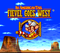 An American Tail: Fievel Goes West 0