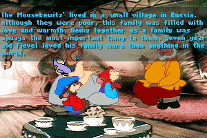 An American Tail: The Computer Adventures of Fievel and His Friends 1