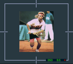 Andre Agassi Tennis 0