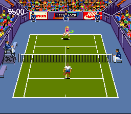 Andre Agassi Tennis 15