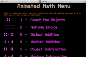 Animated Math 3