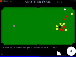 Another Pool abandonware