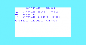Apple Bug abandonware