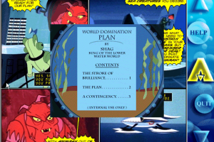 Aquaman: War of the Water Worlds abandonware