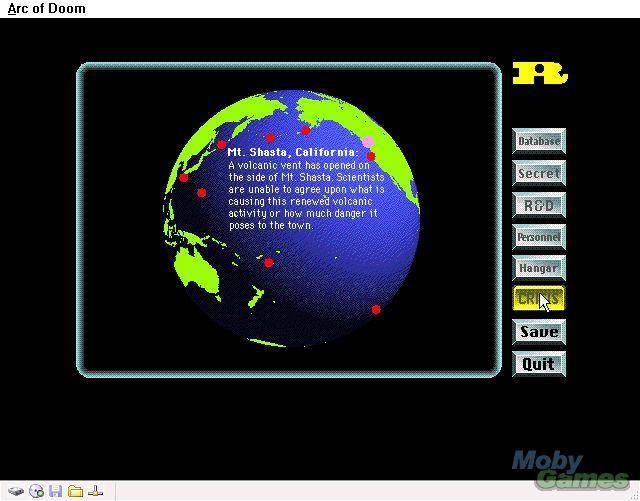 Download Arc of Doom (Mac) - My Abandonware