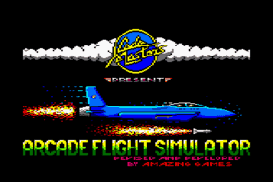 Arcade Flight Simulator 0