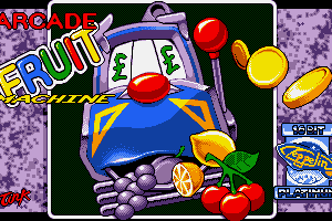 Arcade Fruit Machine 3
