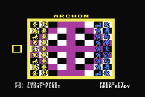 Archon: The Light and the Dark abandonware