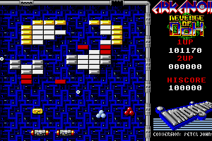 Arkanoid: Revenge of DOH 6