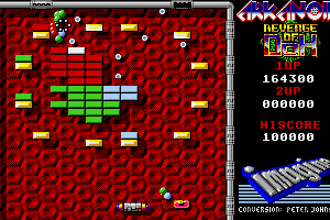 Arkanoid: Revenge of DOH 7