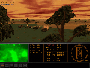 Armored Fist 2 abandonware