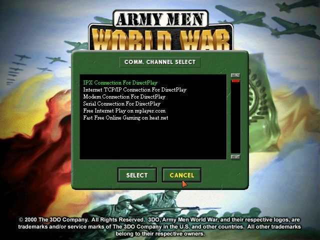 Army Men: World War (Windows) - My Abandonware