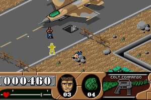 Arnie Savage: Combat Commando 7