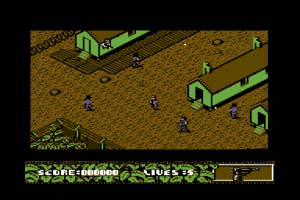 Arnie Savage: Combat Commando 2