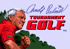 Arnold Palmer Tournament Golf 0