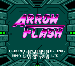 Arrow Flash 0